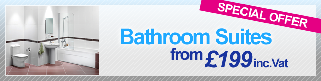 Bathroom Suites from £180